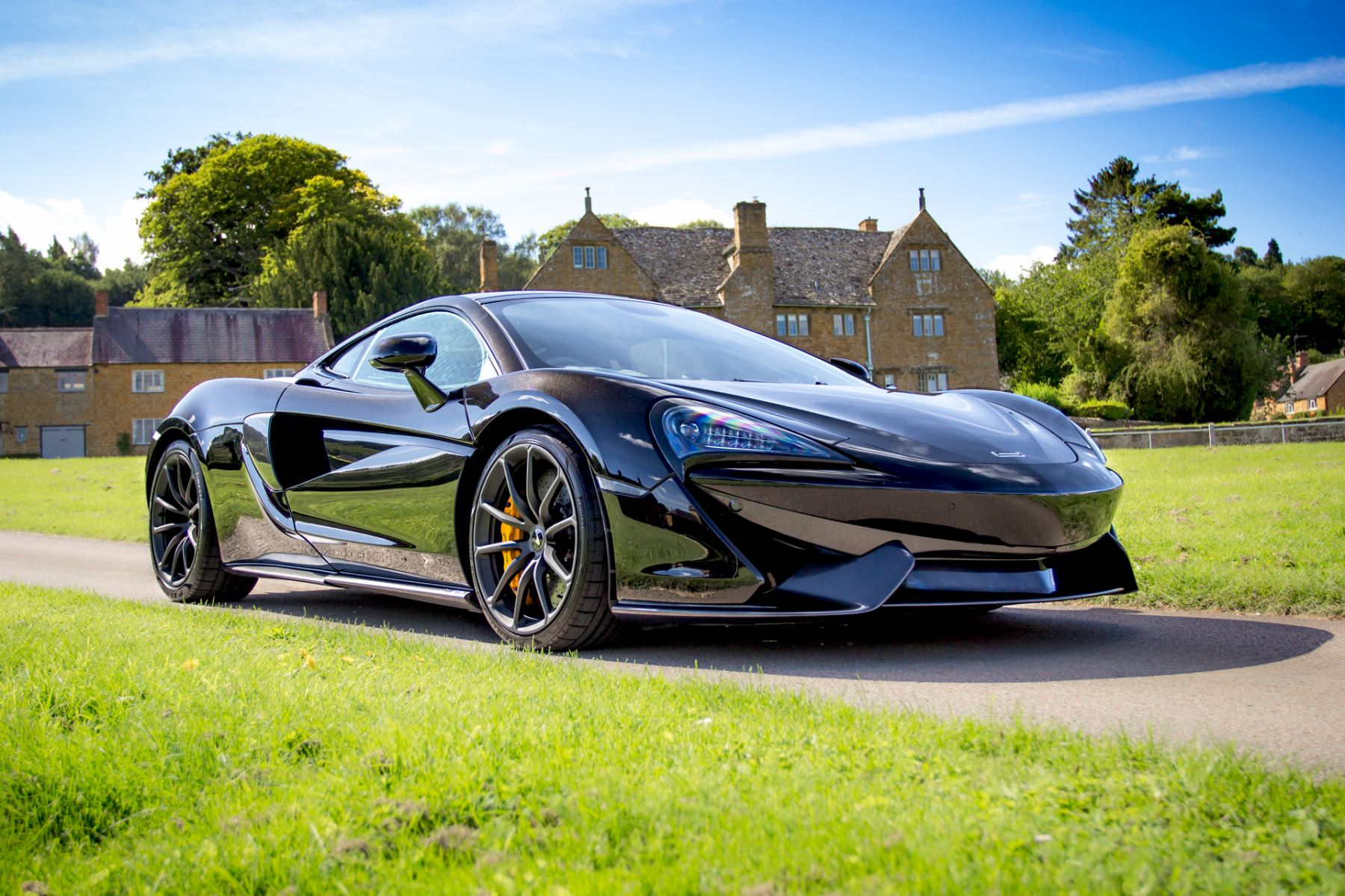 McLaren 570GT 570GT  3.8 Semi-Automatic 2 door (2019) image
